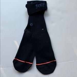NWOT Stance socks dark blue